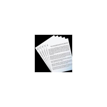 Copyshop Zwart/wit A-4 geniete set